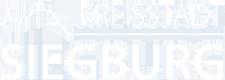 Siegburg Logo kompakt transparent weiss